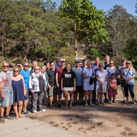 Royal National Park Lunch Drive